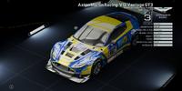 Aston Martin Racing V12 Vantage GT3