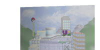 Saffron City (N64)
