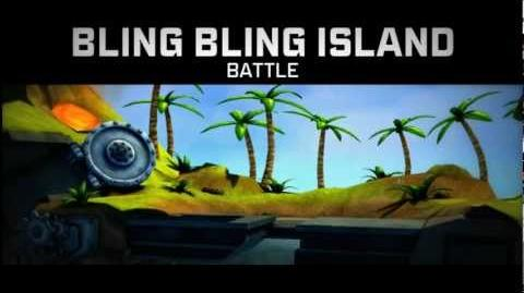 Project Exonaut Music - Bling Bling Island