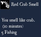 Red Crab Smell