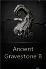 Ancient Gravestone B