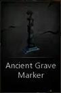 Ancient grave marker
