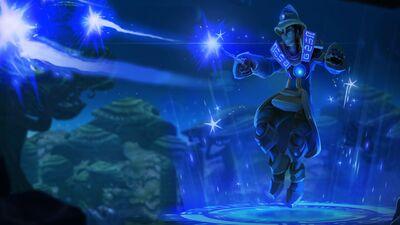 Champion - Seph the Sorcerer