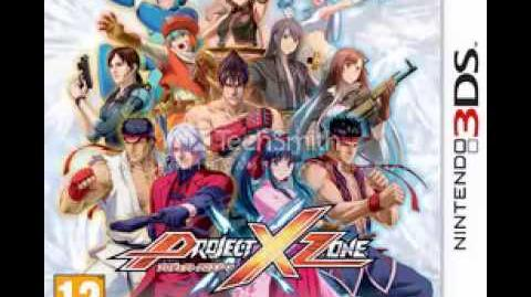 Project X Zone OST - Title Call