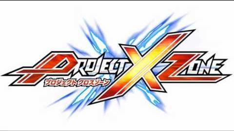Project X Zone - (Mega Man Dash Legends) Flutter Vs The Gesellschaft