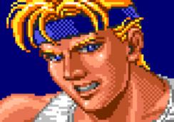 Axel (closeup)