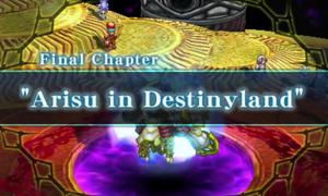 Final Chapter - Arisu in Destinyland