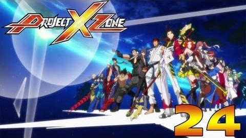 Project X Zone - English Walkthrough Part 24 Chapter 13 Valkyries' Adventure 2 3 HD