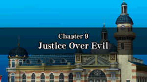 Chapter 9 - Justice Over Evil
