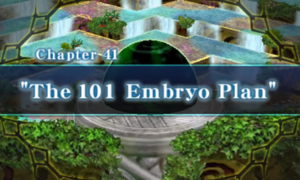 Chapter 41 - The 101 Embryo Plan