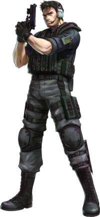 PXZ Chris Redfield
