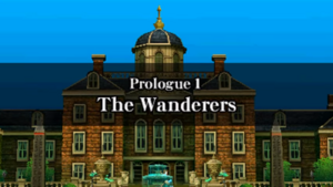Prologue 1 - The Wanderers