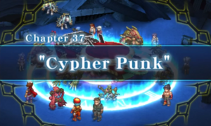 Chapter 37 - Cypher Punk