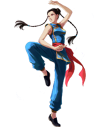 Pai chan project x zone