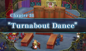 Chapter 31 - Turnabout Dance