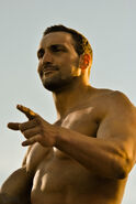 Chris Masters Tribute to the Troops