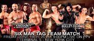 RoH BITW 2015 (The Kingdom vs Bullet Club)