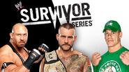 SS 2012 WWE Title Match