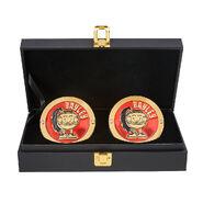 Bayley Championship Replica Side Plate Box Set