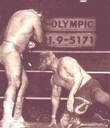 Billy Graham Punching Bag