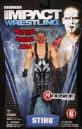 TNA Deluxe Impact 6 Sting