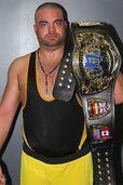 Eddie Kingston Chikara Grand Championship
