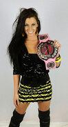 Santana womens champion