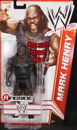 WWE Series 17 Mark Henry