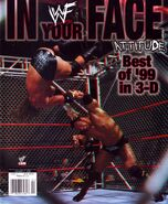 WWF IN YOUR FACE 3D COVER