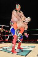 CMLL Martes Arena Mexico (April 26, 2016) 7