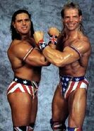 01 - Allied Powers - Lex Luger & Davey Boy Smith