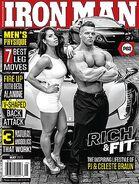 Iron Man Magazine - May 2015