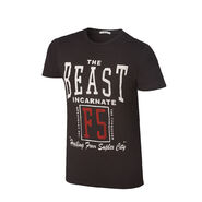 Brock Lesnar The Beast Incarnate T-Shirt