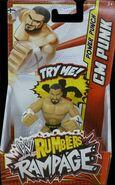 CM Punk Rumblers Rampage