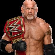 Goldberg wwe universal championship by nibble t-db1noki