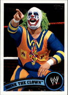 2011 WWE (Topps) Doink the Clown (No.98)