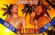 BJ Hancock vs. Zane Riley - WF Meltdown 2015