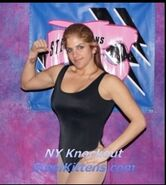 Nikki the NY Knockout