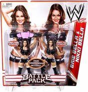 WWE Battle Packs 15 Bella Twins