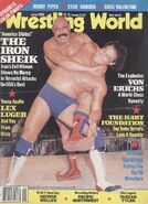 Wrestling World - June 1986