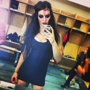 Paige 2013 NXT Halloween