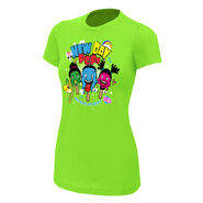 The New Day New Day Pops Women's Authentic T-Shirt