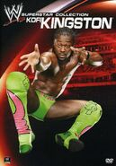 WWE Superstar Collection - Kofi Kingston DVD cover
