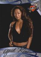 2004 WWE Divas 2005 (Fleer) Gail Kim 39