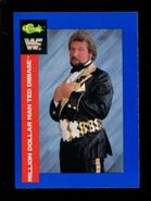 1991 WWF Classic Superstars Cards Ted DiBiase 9