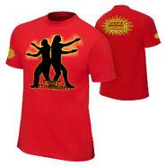 Edge and Christian shirt 1