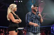 Bully Ray & Brooke Hogan