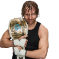 Dean Ambrose WWE Intercontinental Champion