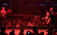 Kane vs CM punk and Luke Gallows