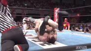 NJPW World Pro-Wrestling 4 3